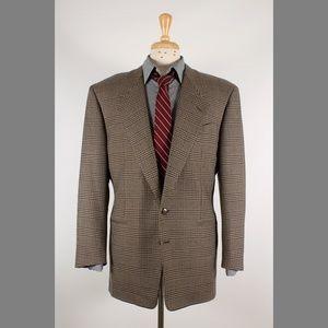 #Canali 50/40L Wool/Cashmere 2B Sport Coat 69-3